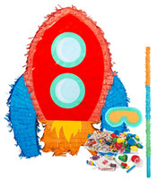 Rocket to Space Pinata Kit
