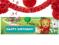 Daniel Tiger Decoration Kit