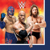 WWE Party Lunch Napkins (16)
