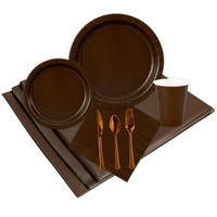 Chocolate Brown Event Pack