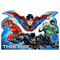 Justice League Thank You Notes (8)