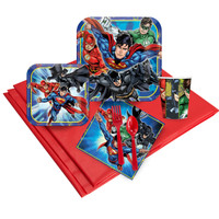 Justice League Party Pack