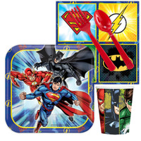 Justice League Snack Party Pack