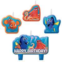 Finding Dory Birthday Candle Set