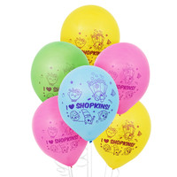 Shopkins Latex Balloons (8)