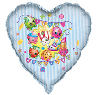 Shopkins Jumbo Foil Balloon