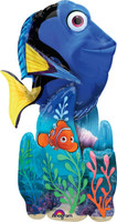 Finding Dory Airwalker Foil Balloon