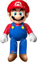 Super Mario Bros. Airwalker Foil Balloon