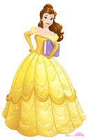 Disney Princess Belle Standup - 5' Tall