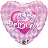 Princess Party Foil Balloon