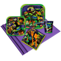Teenage Mutant Ninja Turtles Party Pack