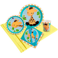Giraffe Party Pack