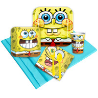 Spongebob Party Pack