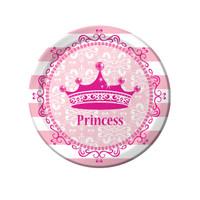 Princess Party Dessert Plates (8)