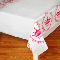 Princess Party Tablecover