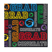 Grad Party Beverage Napkins (16)