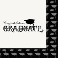 Graduation Lunch Napkins (20)