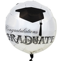 Graduation Foil Balloon