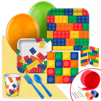 Building Block Value Party Pack