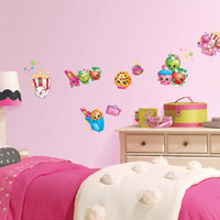 Shopkins Small Wall Decals