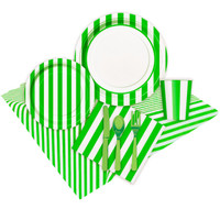 Lime Green Stripe Event Pack
