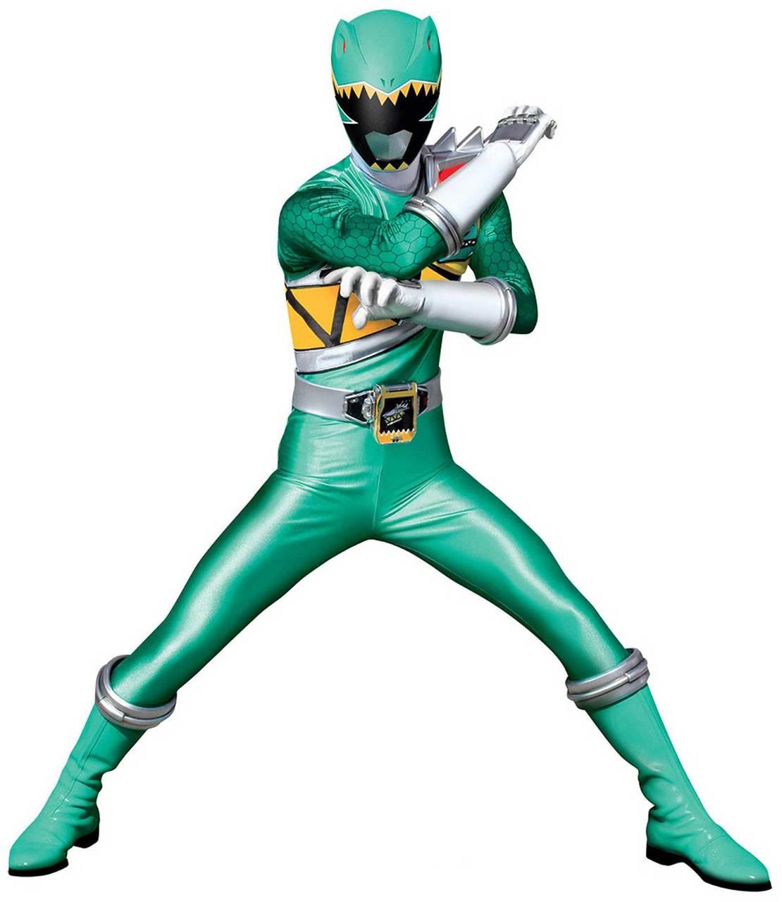 Power Rangers Dino Charge Green Ranger Standup - 5' Tall