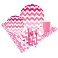 Chevron Pink Event Pack