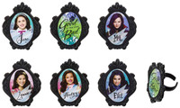 Disney Descendants Rings