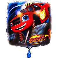 Blaze and the Monster Machines Foil Balloon