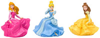 Disney Princess Cake Topper (3 pieces)