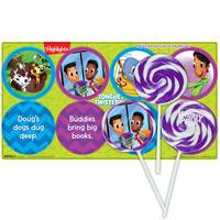 Highlights Large Lollipop Sticker Kit