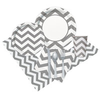 Chevron Silver Event Pack