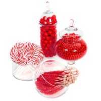 Red Candy Buffet - Large