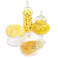 Yellow Candy Buffet - Large