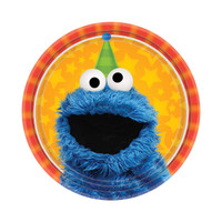 Sesame Street 2 - Dessert Plate (8)