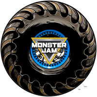 Monster Jam Placemat (4)