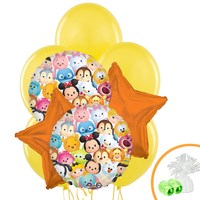 Disney Tsum Tsum Balloon Bouquet