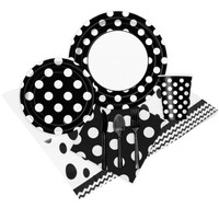 Black and White Dots Event Pack