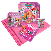 Pink Paw Patrol Girl Party Pack (24)