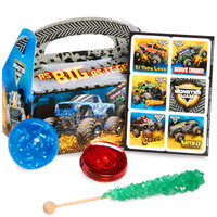 Monster Jam Filled Favor Box (Pack of 4)