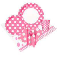 Pink and White Dots Event Pack