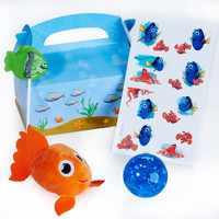 Finding Dory Filled Favor Box (Pack of 4)