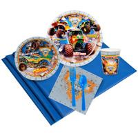 Monster Jam 3D Party Pack for 24