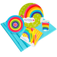 Rainbow Wishes Party Pack for 24