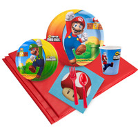 Super Mario Bros. Party Pack for 24