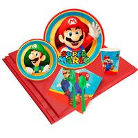 Super Mario Party Pack for 24