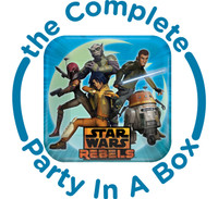 Star Wars Rebels Party in a Box