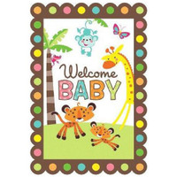 Fisher Price Baby Shower Invitations
