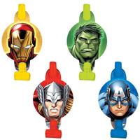 Avengers Assemble Blowouts (Pack of 8)