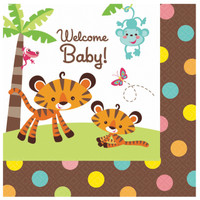 Fisher Price Baby Shower Lunch Napkins